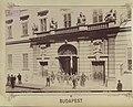 Budapest Főváros Önkormányzata 1052, Városház utca. - Fortepan 82356.jpg