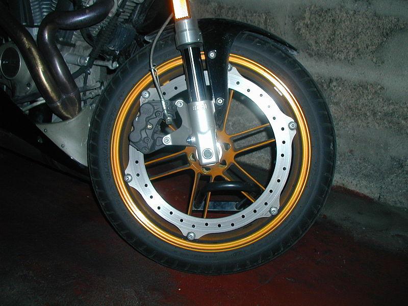 Motorcycle Disk Lock Alarm