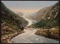 Buerbrae (i.e., Buarbreen) Glacier, Odde (i.e. Odda), Hardanger Fjord, Norway-LCCN2001699492.tif