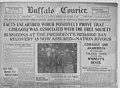 Buffalo Courier, Theodore Roosevelt Inaugural National Historic Site, 1901. (8d4c587e8e644b5fbe3a00c75ce0a36d).jpg