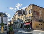 Buildings at Place d'Armes in Belves 02.jpg
