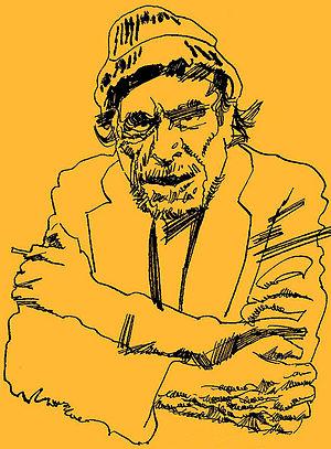 Graziano Origa, Charles Bukowski, 2008