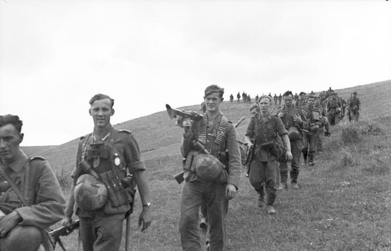 Bundesarchiv Bild 101I-219-0595-05, Russland-Mitte-Süd, Infanteristen