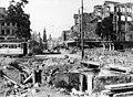 Bundesarchiv Bild 183-U0823-022, Dresden, Prager Straße - Johannesring, Zerstörungen.jpg