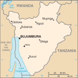 Template:Location map Burundi - Wikipedia, the free encyclopedia Bujumbura Map