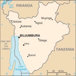 1996 Burundian coup détat