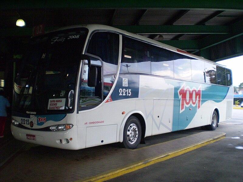 Como ir de ônibus para Arraial do Cabo