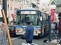 Bus Conductor YokohamaCity 2.jpg