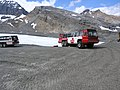Buses for Ice Explorers, Columbia Icefield, AB, Canada - panoramio.jpg