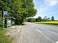 Bussipeatus Mooritsa külas.jpg