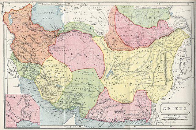 Carte Wikipédia: Butler Oriens