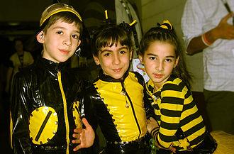 Junior Eurovision Song Contest 2008 - Bzikebi, Georgia's participants