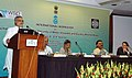 """C.P. Joshi addressing the International Workshop on """"Achieving Drinking Water Security in Water stressed and Quality Affected Areas"""", in New Delhi on May 25, 2010.jpg"""