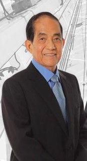 Mel Lopez Filipino politician (1935-2017)