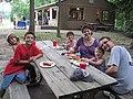 CA Guests enjoy dinner (5857023699).jpg