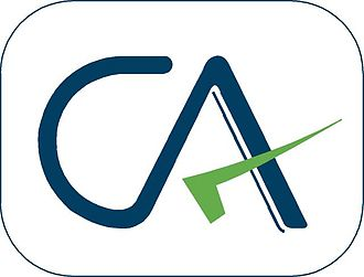 Institute of Chartered Accountants of India - New CA Logo for exclusive use by Chartered Accountants