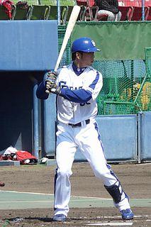 Nobumasa Fukuda Japanese baseball player