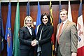 CDA Brink and Acting DCM Hine meet with International Women of Courage Award Winner Bishop Rusudan Gotsiridze.jpg