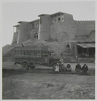 Andkhoy - Andkhoy in 1939