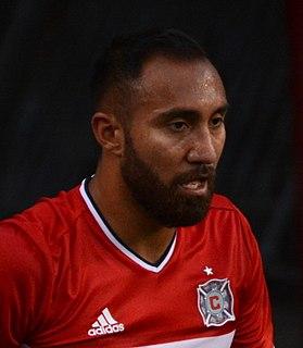 Arturo Álvarez (footballer, born 1985) American soccer player