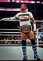 CM Punk on ring apron.jpg