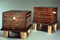 COIN ENCRUSTED TUDOR TABLES III & IV .jpg