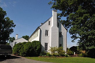Cromwell's Run Rural Historic District - Image: CROMWELL'S RUN RURAL HISTORIC DISTRICT; FAUQUIER COUNTY