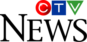 English: CTV News logo