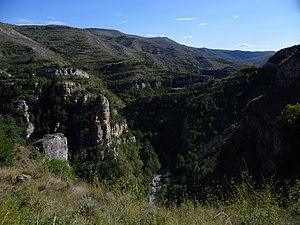 Cañon del rio Leza-Cameros-La Rioja-Spain.jpg
