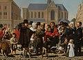 Caesar van Everdingen - Diogenes Looking for an Honest Man (Portrait Historié of the Steyn Family) - 39 - Mauritshuis.jpg