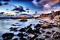 Caesarea harbor long exposure.jpg