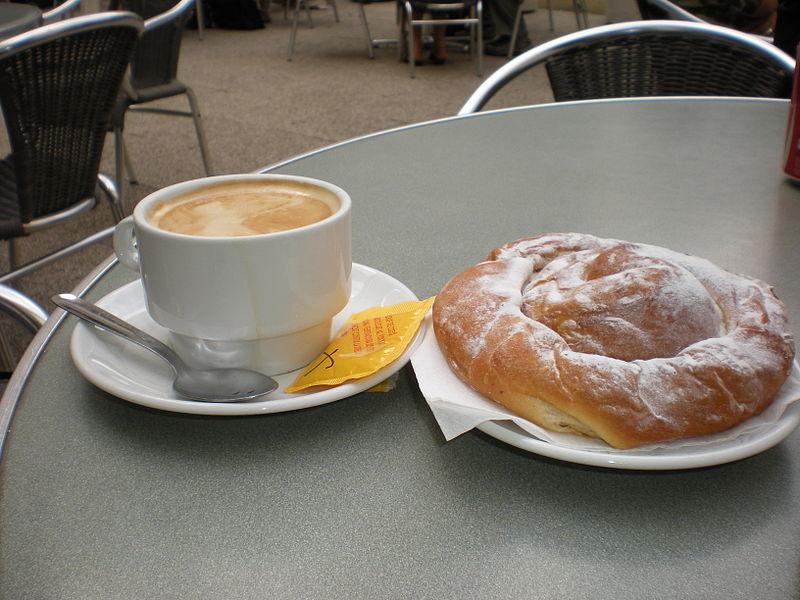 Cafe Con Leche Corby Menu