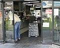 Cafe restrictions, Waikanae.jpg