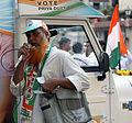 Campaigner for Mumbai Congress Party candidate Priya Dutt - Al Jazeera English - 2450x2282 crop.jpg