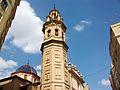 Campanar de l'església de sant Valeri de Russafa.JPG