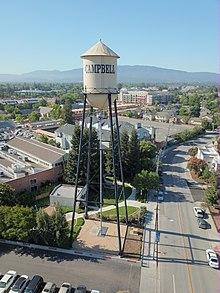 Campbell California Wikipedia
