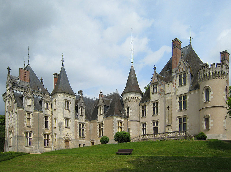 Chateau aubiac marriage