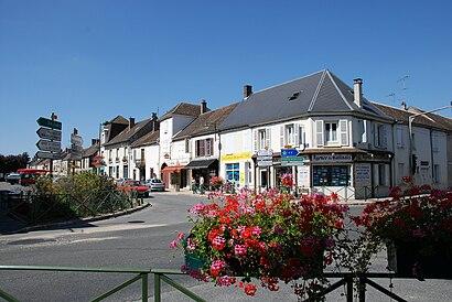 Come arrivare a La Chapelle-la-Reine con i mezzi pubblici - Informazioni sul luogo