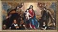 Cappella Giustinian Vergine col bambino (secolo XVII) di A. Vassillacchi.jpg