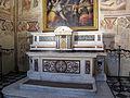 Cappella bardi di smn, altare di pier francesco silvani (1669) 01.JPG