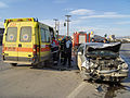 Car crash in Thessaloniki, Greece 2.jpg