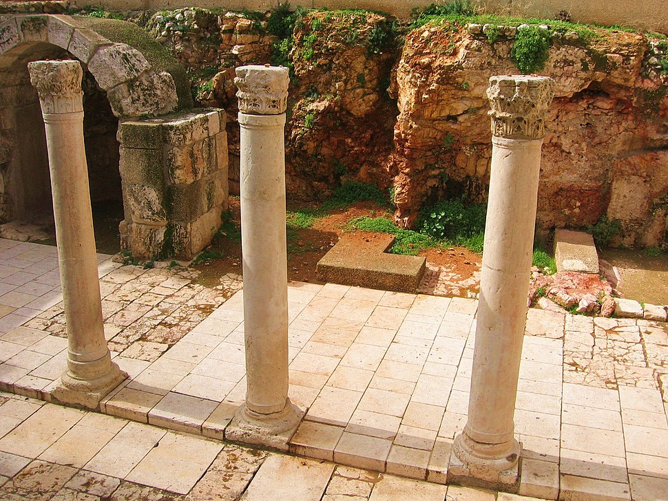 Cardo Jerusalem 135-2