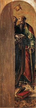 Carlo Crivelli - St Peter and St Paul - WGA5792.jpg