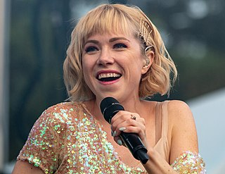 Carly Rae Jepsen Canadian singer, songwriter, and actress