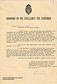 Carmelo Borg Pisani, 23Nov1942 warrant for execution.jpg