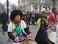 Carnaval des Femmes 2015 - P1360720 - Place du Châtelet (Paris).JPG