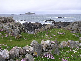 Isle of Doagh - Glashedy Island