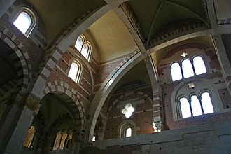 Casale Monferrato - The Cathedral's narthex