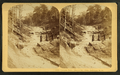Cascade Falls, Cherry Mt. Slide, Jefferson, N.H, from Robert N. Dennis collection of stereoscopic views.png