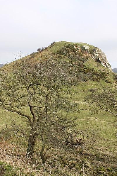File:Castell Degannwy Deganwy Castle Sir Ddinbych Wales 48.JPG